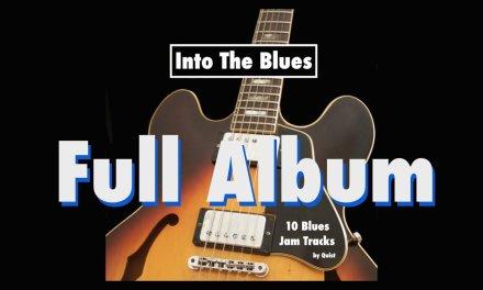 Into The Blues – 10 Best Blues Backing Tracks (Full Album)