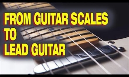 IMPROVISATION: From Guitar Scale to Lead Guitar