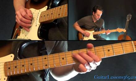 How to play Paranoid Guitar Solo – Black Sabbath