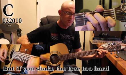 Danny Wilson – Mary's Prayer : Acoustic Guitar TUTORIAL with CHORDS and LYRICS