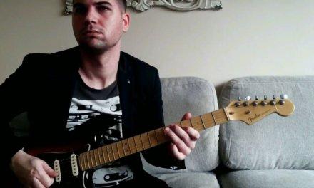 Bojan Ivanovski Jobby – Sunny // Electric guitar