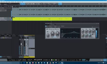 How to Record Your Guitar Over a Backing Track
