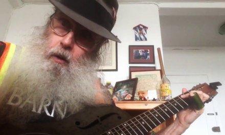 Slide Guitar Blues Insanity. Fear Nothing Open G Slide Blues.  I Will fear nothing!!