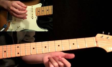 Waiting On The World To Change Guitar Lesson Pt.1 – John Mayer – Verse & Chorus