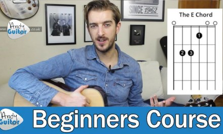 How to Read Guitar TAB & Chord Boxes (Guitar Basics – Lesson 6)