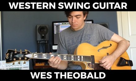 Western Swing Guitar Lesson – Time Jumpers Guitar Licks | Wes Theobald