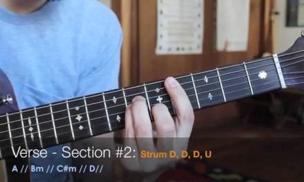 """Allman Brothers """"Melissa"""" – Easy Acoustic Guitar Lesson"""
