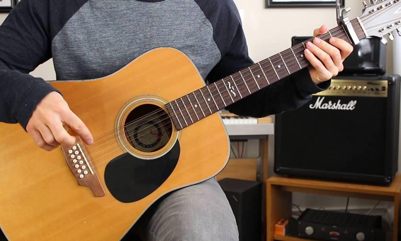 Eddie Vedder Hard Sun Guitar Tutorial Intro Riff Chords