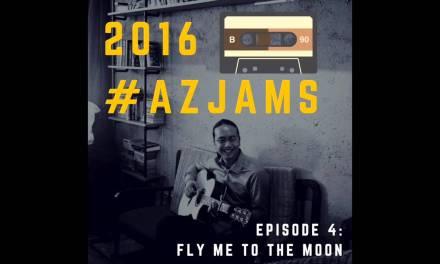 Fly Me To The Moon (Jazz Guitar Improvisation) – Az Samad #AzJams Episode 4