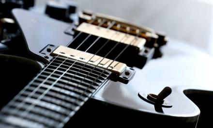 Rock Pop Guitar Backing Track In E Major