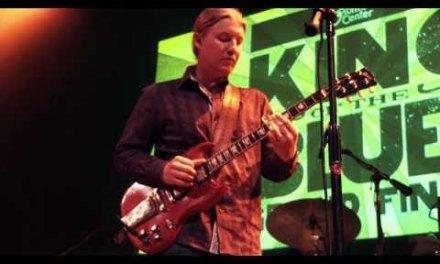 "Derek Trucks Performing ""Soul Serenade"" at Guitar Center's King of the Blues 2010"