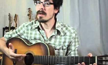 "Blues Genealogy: ""Nobody's Fault But Mine"" – Part 1 – Blues Guitar Lessons – David Hamburger"