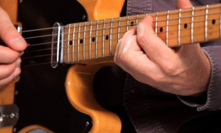 Comp on Electric Guitar in Country | Country Guitar