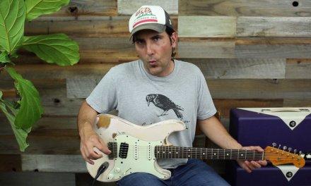 Eric Clapton – Pretending – Guitar Solo – Verse and Chorus Licks – Guitar Lesson