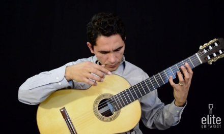EliteGuitarist.com – Romance de los Pinos (Montemayor) Tutorial Performance