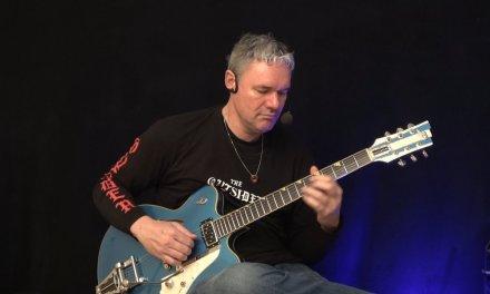 Jazz Blues Chord Solo – Guitar Masterclass