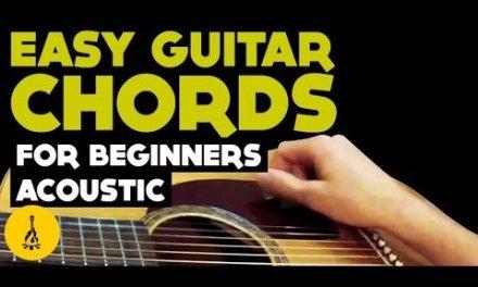 EASY Guitar Chords That Sound Good Together! Super Easy Guitar Chords