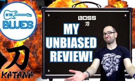 Boss Katana 100 Guitar Amplifier In Depth & Honest Review