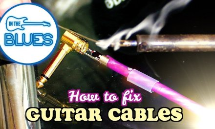 How to Repair Guitar Leads and Fix Patch Cables Easily (Common Problems)