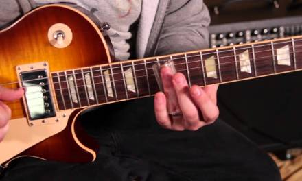 Joe Walsh Inspired Guitar Lesson – Rocky Mountain Way Style Blues Rock and Slide