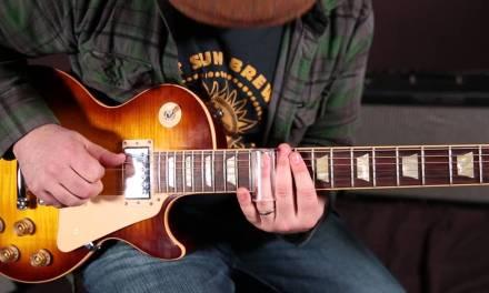 Blues Slide Guitar Lesson 12 Bar Blues Riffs With Slide Guitar