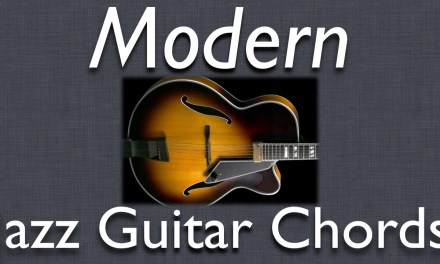 Jazz Guitar Chords: Great Modern Chord Voicings – using fourths