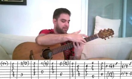 Fingerstyle Tutorial: Game of Thrones Theme – Guitar Lesson w/ TAB