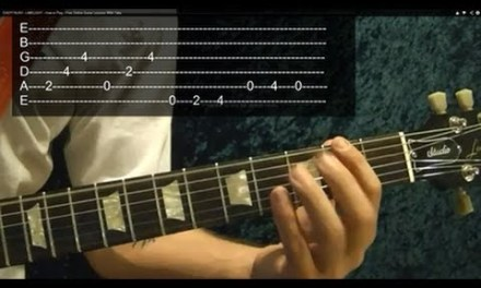 BLACK SABBATH – Solitude – Guitar Lesson – Easy!
