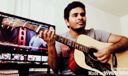 ADIGA ADIGA song from NINNU KORI guitar chords