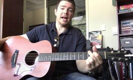 More Than Enough | Chris Tomlin | Beginner Guitar Lesson