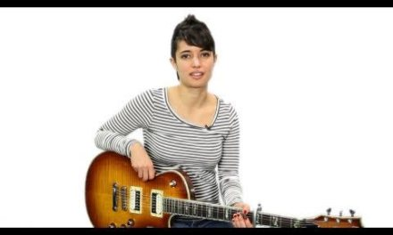 How to Play Walking With a Ghost by Tegan and Sara on Guitar