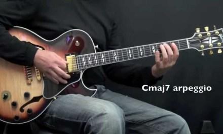 How to Improvise – Basics Part 3 – Achim Kohl, Jazz Guitar