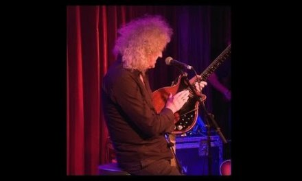 Brian May's Red Special – The Book Launch
