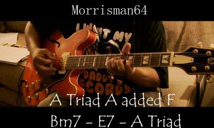 ETTA JAMES – Misty Blue  – Guitar Chords Lesson