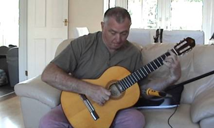 Old and Wise (The Alan Parsons Project) for fingerstyle guitar.
