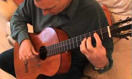 He Ain't Heavy, He's My Brother – for fingerstyle guitar.
