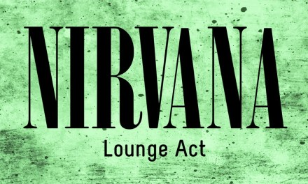 Nirvana – Lounge Act (backing track for guitar)