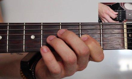 Blues Guitar Lesson – Beginner (BL001)