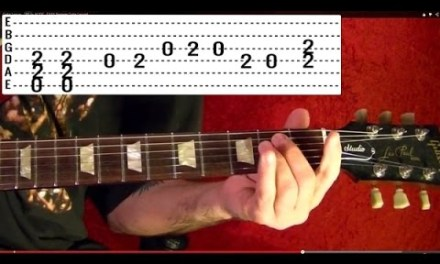 TNT by AC/DC – Guitar Lesson – Angus Young