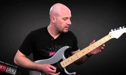 Learn to play a Melodic Rock Guitar Solo