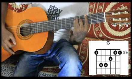 Bol Do Na Zara Guitar Chords