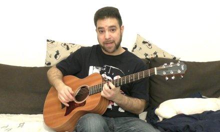 3 Methods For Open String Soloing Runs – Guitar Lesson Tutorial