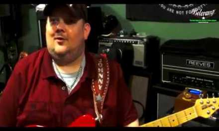 The Johnny Hiland Amp – Some quick sounds and fun !