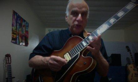Jazz Guitar USA 1
