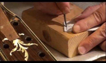 Callie's guitar repair pt.10