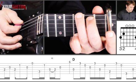 Hotel California Guitar Lesson & TAB