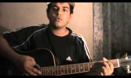 """ARTCELL """"Poth Chola"""" – Live Acoustic Cover (WITH CHORDS) by Zahid Siddiquee Rizvy"""