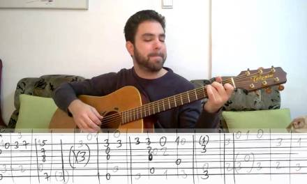 Fingerstyle Tutorial: Can't Help Falling in Love – Guitar Lesson w/ TAB