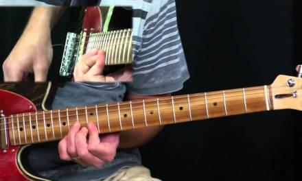#2 RFB Slow Haggard Guitar Solo Doug Seven