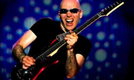 OFFICIAL Backing Track – Surfing With The Alien – Joe Satriani